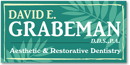 David Grabeman D.D.S., P.A. Aesthetic and Restorative Dentistry Logo